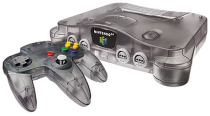 Nintendo 64 release date