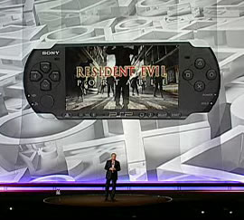 el Resident Evil de PSP???