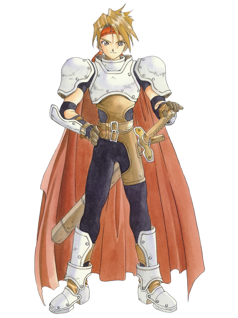 Cress Albane/Cless Alvein (Tales of Phantasia)