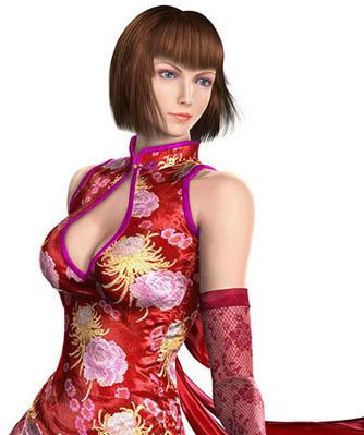 Anna Williams из Tekken