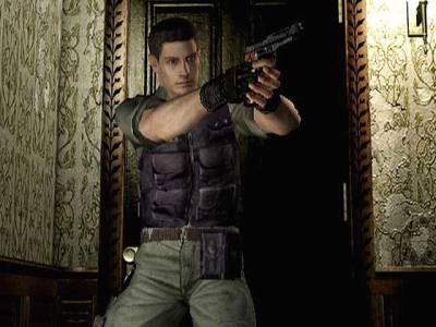 Chris Redfield (Resident Evil)