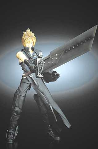 Cloud Strife (Final Fantasy 7)