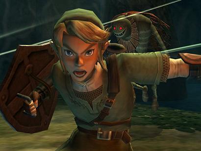 Link, el héroe de Zelda
