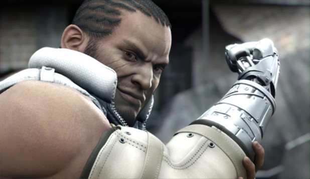 Barret (Final Fantasy 7)