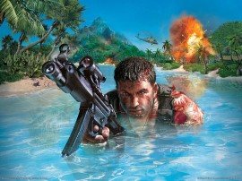 Jack Carver (Far Cry)