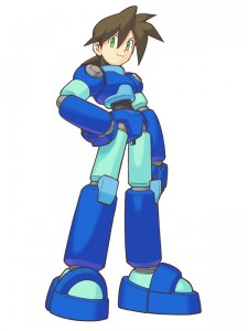 Mega Man Volnutt (Mega Man Legends)