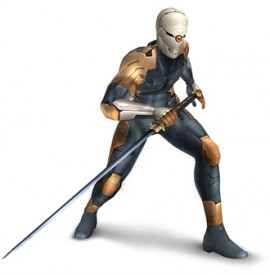 Gray Fox (Metal Gear)