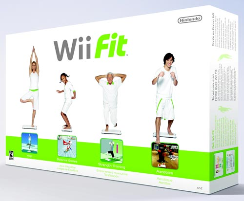 Wii Fit, cerca de ser el segundo juego más vendido de la década