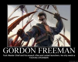 Gordon Freeman (Half-Life)