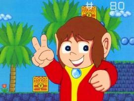 Alex Kidd (mascota de Sega)