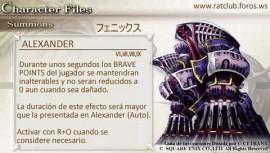Alexander (Final Fantasy)