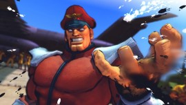 M. Bison (Street Fighter)