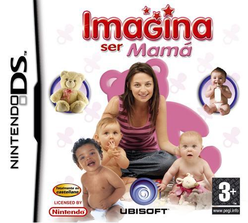 Imagina ser Mamá - portada
