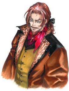 Julius Belmont (Castlevania)