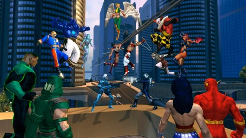 Guia para DC Universe Online en el foro DC Universe Online de PS3 ...