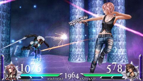 Final Fantasy: Dissidia 012 Dissidia12