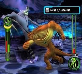 Trucos para Ben 10 Ultimate Alien Cosmic Destruction PS2 PS3