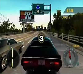 Trucos para Need for Speed Undercover - PS2