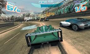 Asphalt-3D-Nitro-Racing