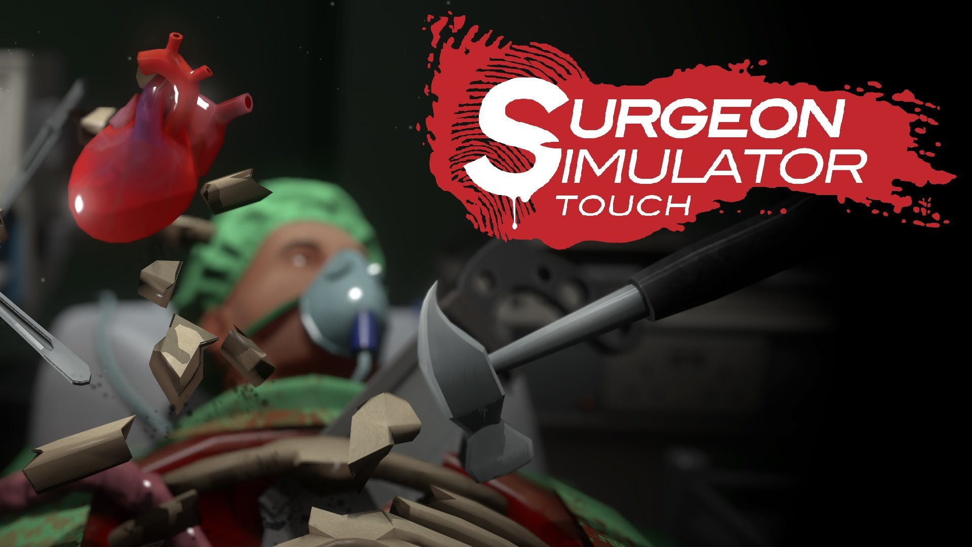 surgeon simulator touch para gente con est243mago