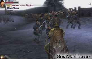 Dynasty Warriors 5 Empires - imagen 3