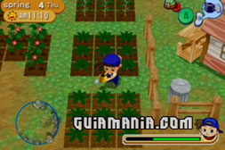Harvest Moon Island Of Happiness - imagen 3