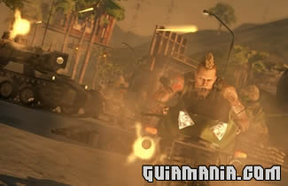 Mercenaries 2 World in Flames (PS2, PS3, Xbox 360, PC) - imagen 2