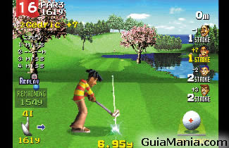 Hot Shots Golf 2 (Everyone´s Golf 2) - imagen 1